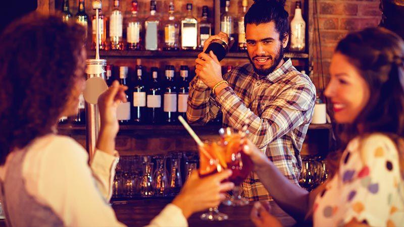lej en bartender i København for en aften