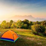 Tag på en hyggelig campingferie ved det skønne Vesterhav