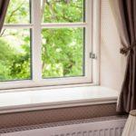Køb gardiner i hør, bomuld og andre naturmaterialer online