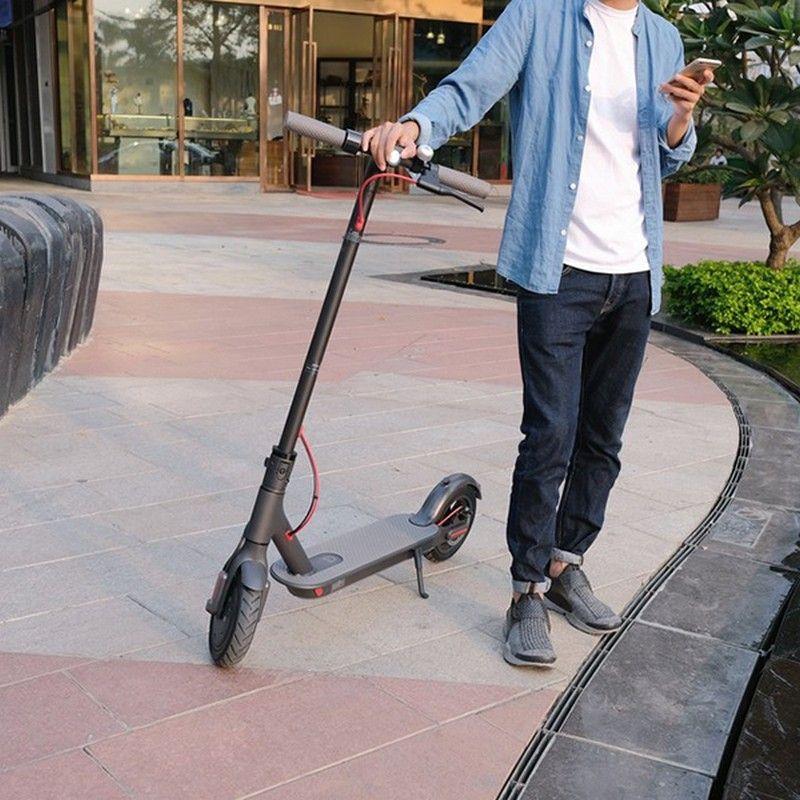 Smart el løbehjul for nem transport her