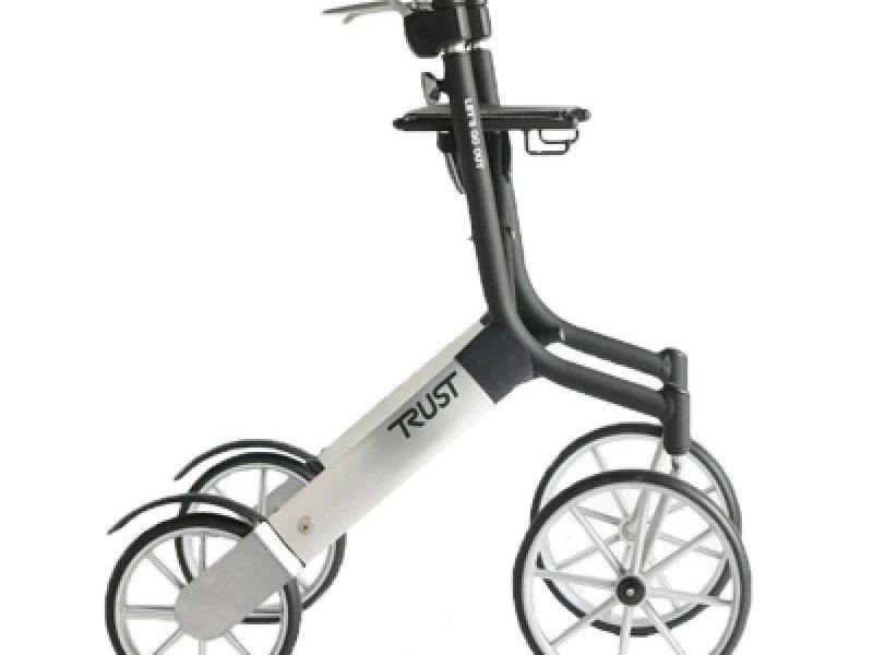 Brug TrustCare Lets Go Out rollator for mere bevægelighed